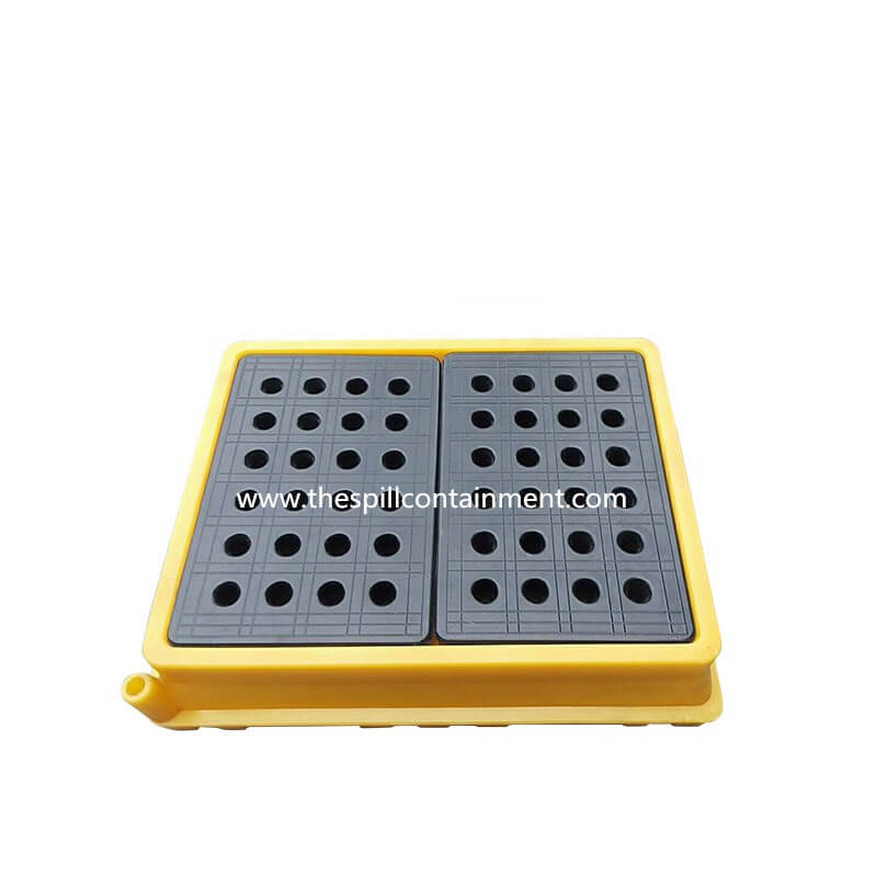 HOOG Tabletop Chemical Spill Containment Tray