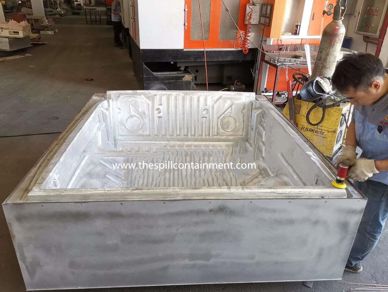 Medical Equipment Cover Alu Molding