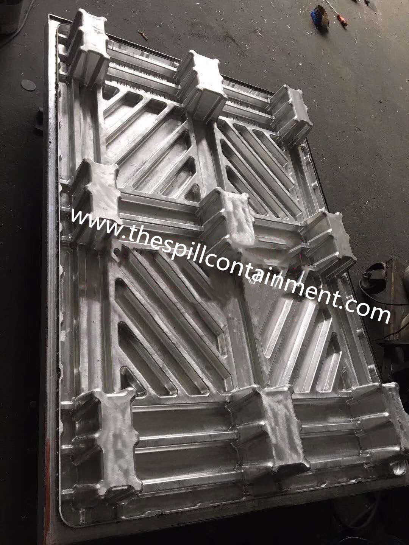 Pallet Aluminum Molding