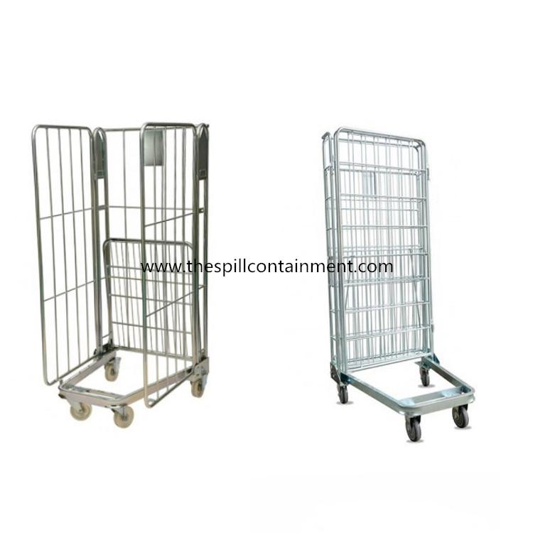Foldable Cargo Storage Cage