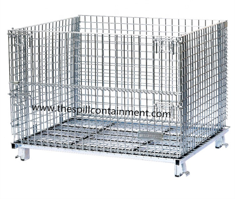 Foldable Logistic Cargo Cage