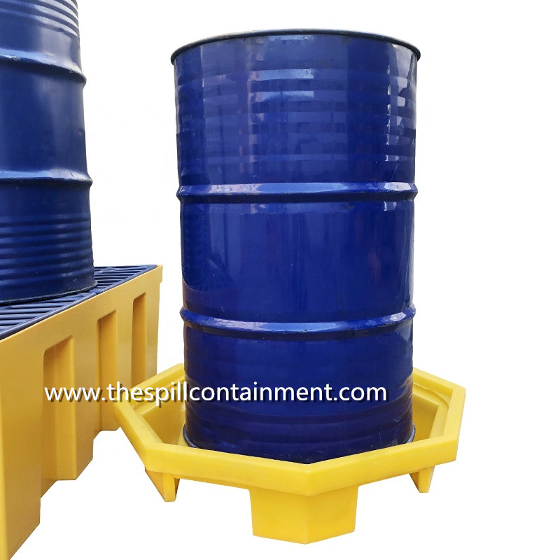 1-Drum Spill Containment Tray