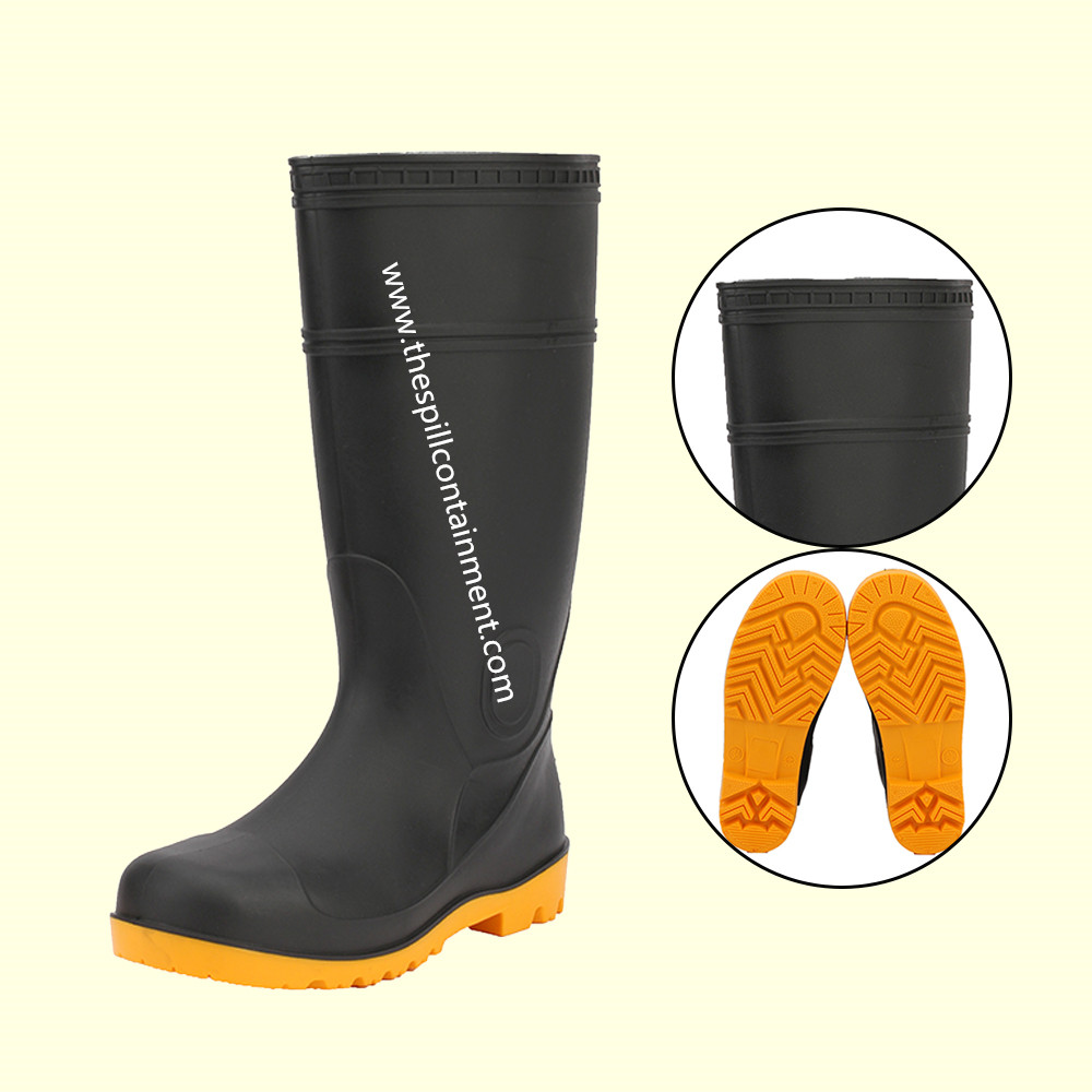 Safty Waterproof Labor Rainboots