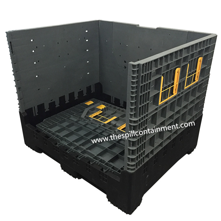 Industry Plastic Prefabricated Collapsible Container