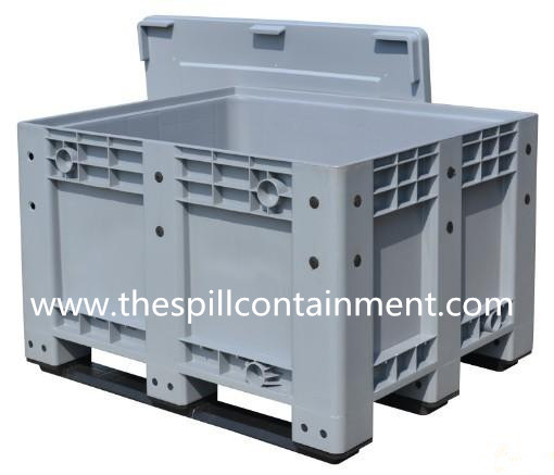 Large Plastic Pallet Box Container