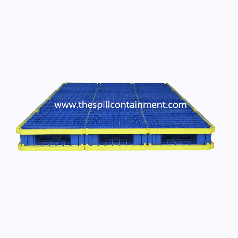 Heavy Duty Logistic Plastic Pallet