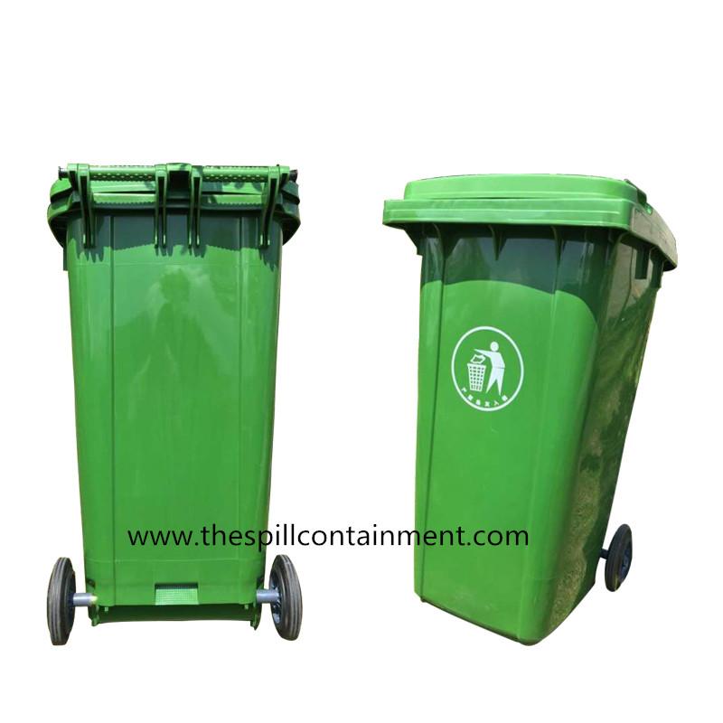 Outdoor Waste Bin with wheels