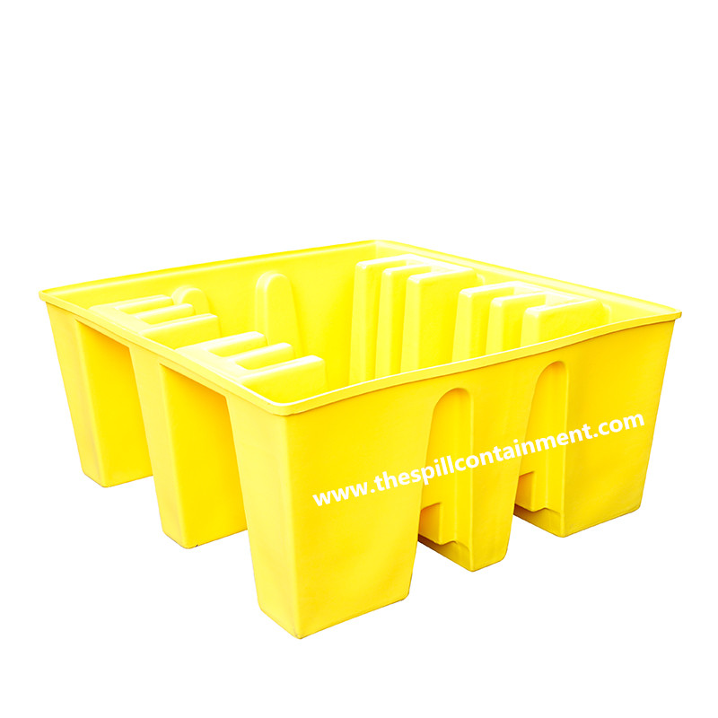 IBC Stackable Spill Containment Pallet