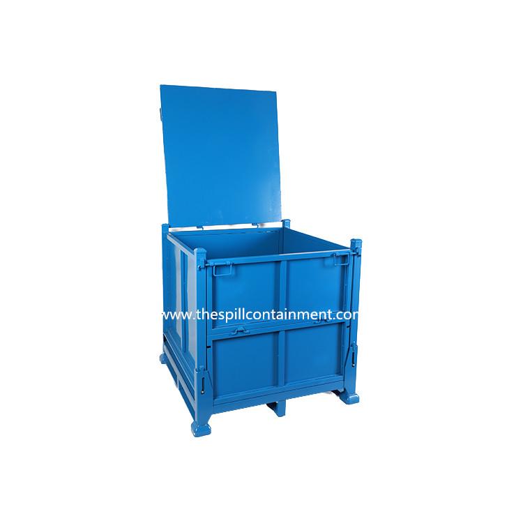 Metal Storage Cage Logistics Container